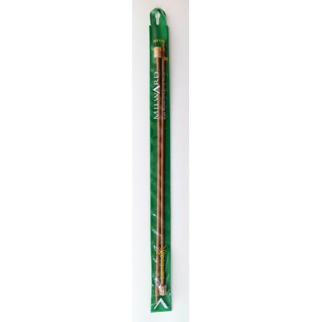 Aguja de tejer de Bambú Nº 4,5 (longitud 33 cm). Milward