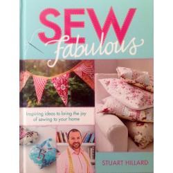 "Libro Patchwork ""Sew Fabulous"". Autor Stuart Hillard."