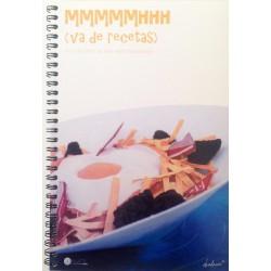 """Libro de costura """"MMMMMHHH, va de recetas"""" . 4º concurso de Arte Textil DESEDAMAS"""