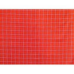 Tela Patchwork cuadrados rojos (Michael Miller Fabrics)