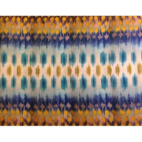 """Tela Patchwork básica multicolor. Colección """"Alexandria"""" by Anna Fishkin"""
