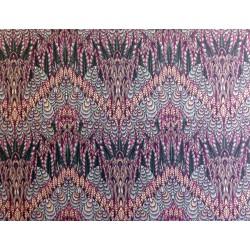 """Tela Patchwork motivos florales. Colección """"Fox Field-Hoppy"""" by Tula Pink"""