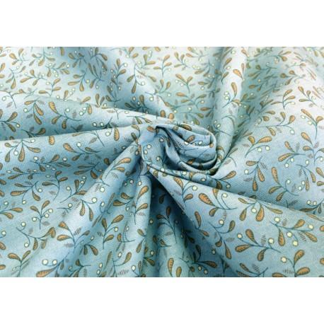 """Tela Japonesa Patchwork dibujo floral. """"Heritage Hollow"""" by Kim Diehl"""
